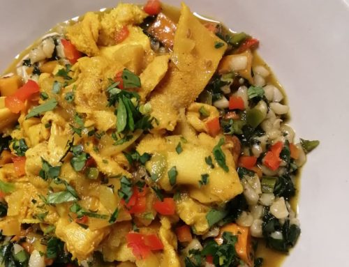 Food at Louisvale: The Very South African dish you simply have to try for yourself!
